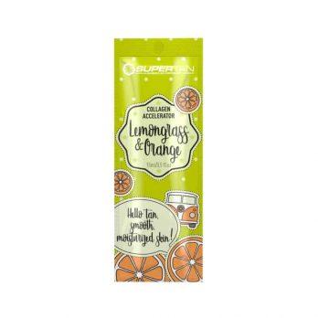 Lemongrass & Orange tanning lotion - SuperTan 15ml