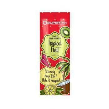 Pineapple & mango triple bronzer tanning lotion - SuperTan 15ml