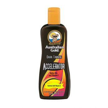 Accelerator Dark Tanning lotion - Australian Gold