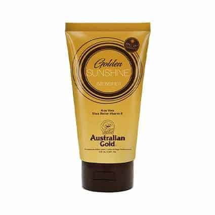 SUNSHINE magnifying Dark tanning lotion - Australian gold