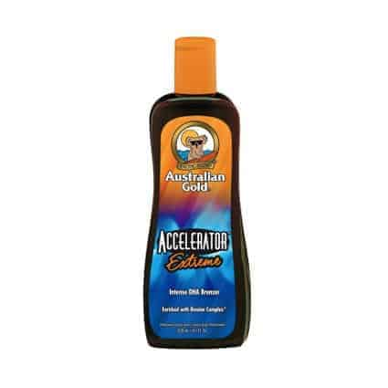 Accelerator Extreme tanning lotion - Australian Gold