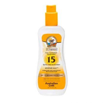 Spray Gel SPF 15 high protection - Australian Gold