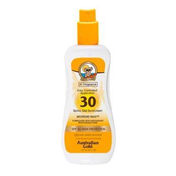 Spray Gel SPF 30 high protection - Australian Gold
