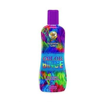 Color binge tanning lotion - Australian Gold