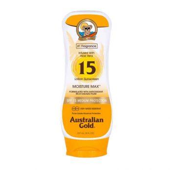 Sunscreen Lotion SPF 15 high protection - Australian Gold