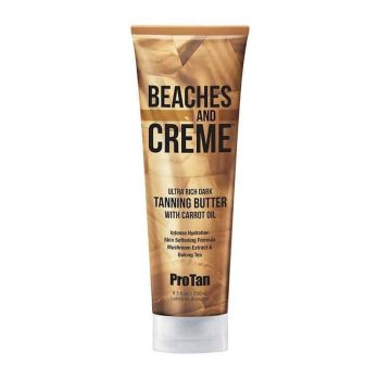 Beaches and Creme DARK Tanning butter - ProTan