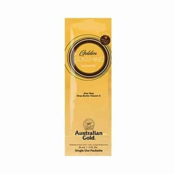 SUNSHINE intensifier Golden tanning lotion - Australian Gold 15ml