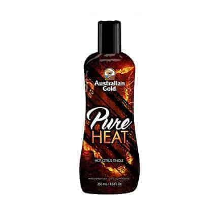 Pure Heat Hot TINGLE - Australian Gold