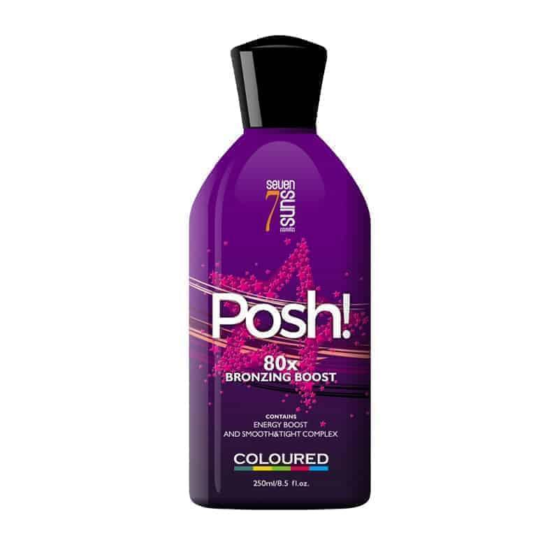 Posh! 80x Bronzing boost - Seven Suns