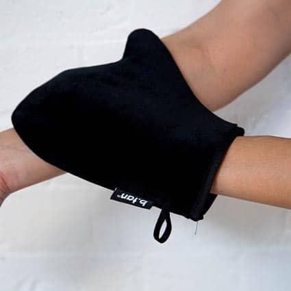 I Don't Want Tan On My Hands Tan Mitt - b.tan