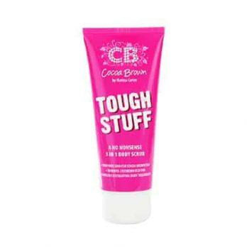 Tough Stuff Body scrub - Cocoa Brown