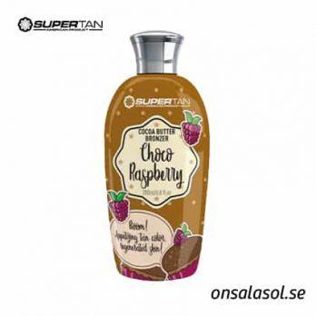 Choco Raspberry tanning lotion - SuperTan