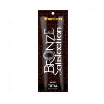 Bronze Satisfaction Total tanning lotion - Soleo 15ml
