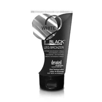 White 2 Black Leg Bronzer – Devoted Creations