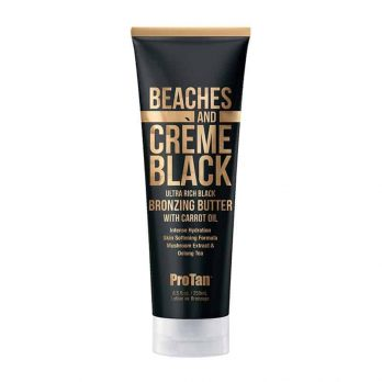 Beaches and Creme BLACK Tanning butter- ProTan