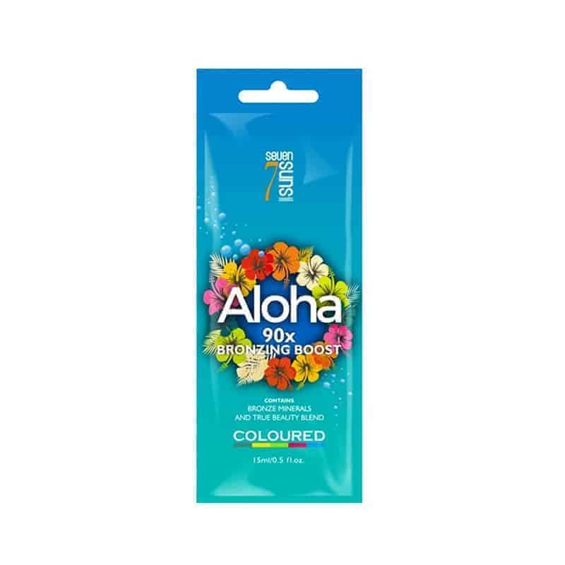 Aloha 90x bronzing boost! - Seven Suns 15ml