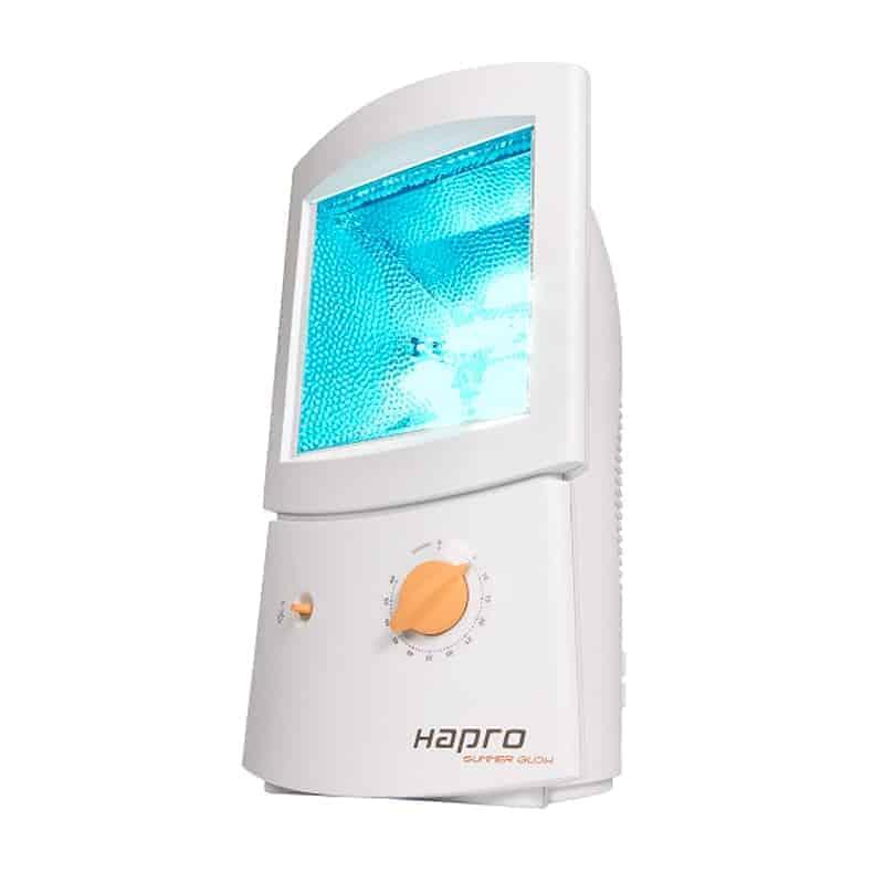 Hapro Summer glow HB 404 Halvkroppssolarium