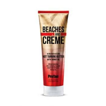 Beaches and Creme Ultra rich Sizzling HOT Tanning butter- ProTan