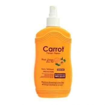 Papaya Sun Oil - Carrot Sun