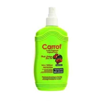 Tropical fruits Sun oil - Carrot Sun