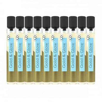 Gold & Glow Tanning elexir – Seven Suns 5,7ml x10