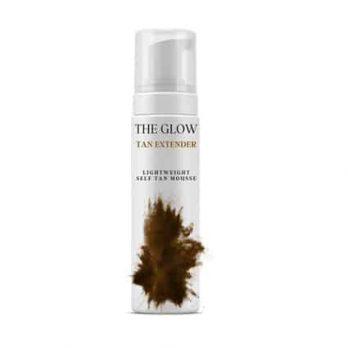 The Glow - Tan Extender mousse- SprayTanning