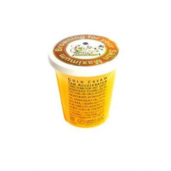 Gold Tan Tan accelerator - Carrot Sun 22ml