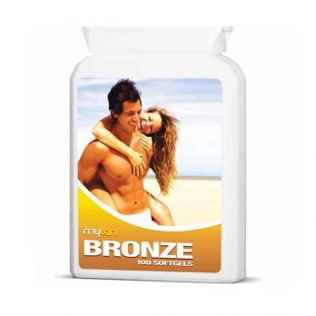 MyTan Bronze Brun-utan-sol kapslar 100st