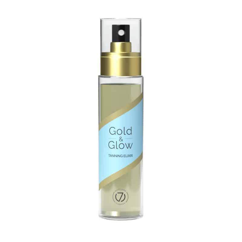 Gold & Glow Tanning elexir – Seven Suns 100ml